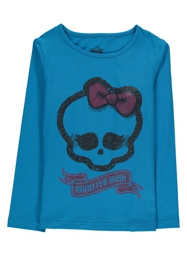 Monster High Sweatshirt Mavi